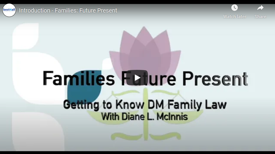 Introduction – Families: Future Present